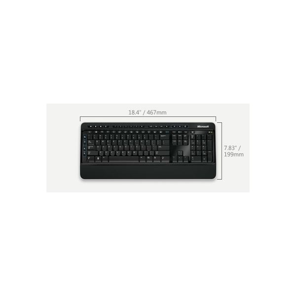 A Guide to the Microsoft 3000 Keyboard