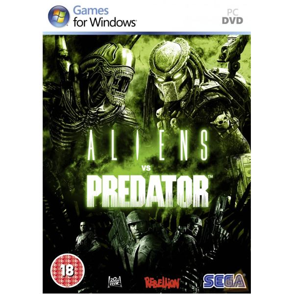 Review of Aliens vs Predator on the PC