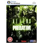 Aliens vs Predator PC Cover