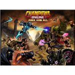 champions online free for all loading screen