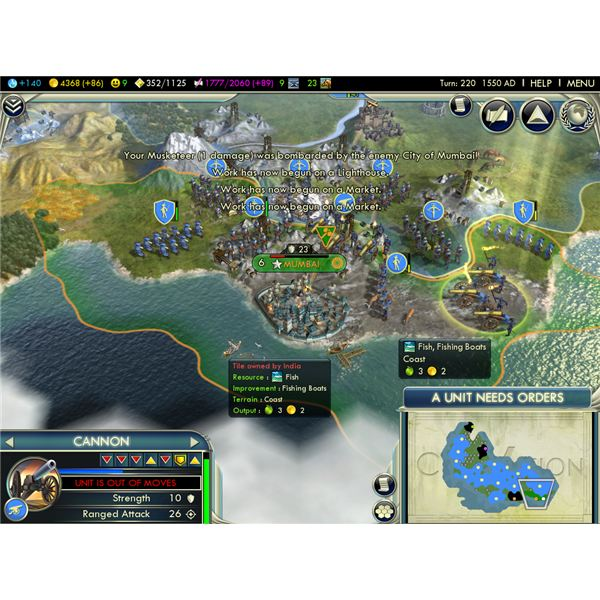 civilization 5 for mac cheats