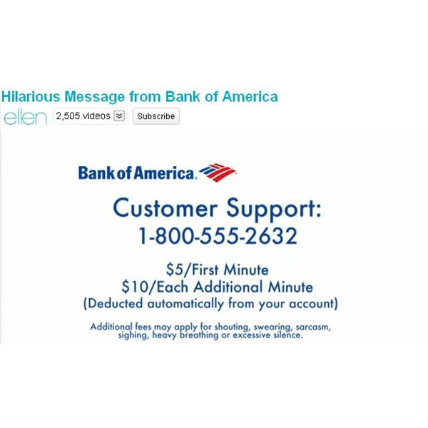 Attention Bank of America Customers: Is It Time to Change Banks?