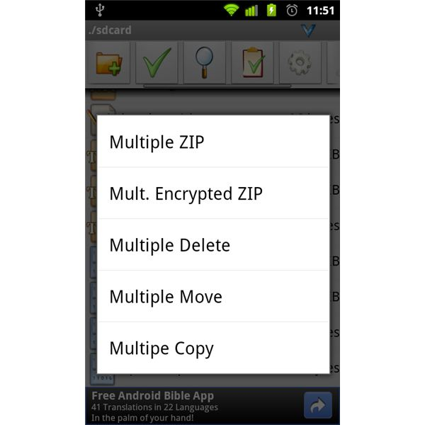 best zip software for android