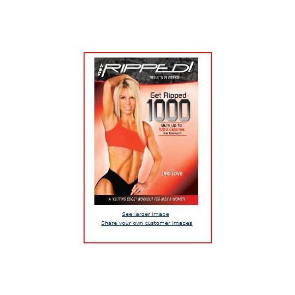 Get Ripped 1,000 with Jari Love