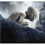 Gollum created using the help of bioelectronics and computers