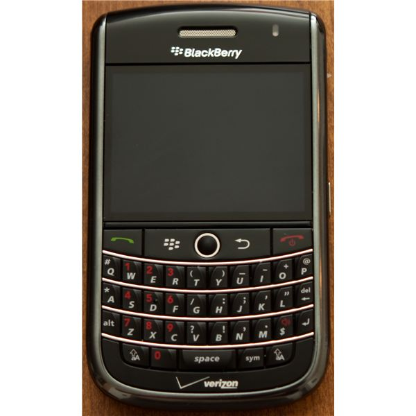 How to Set Up and Use a BlackBerry Tour Smartphone