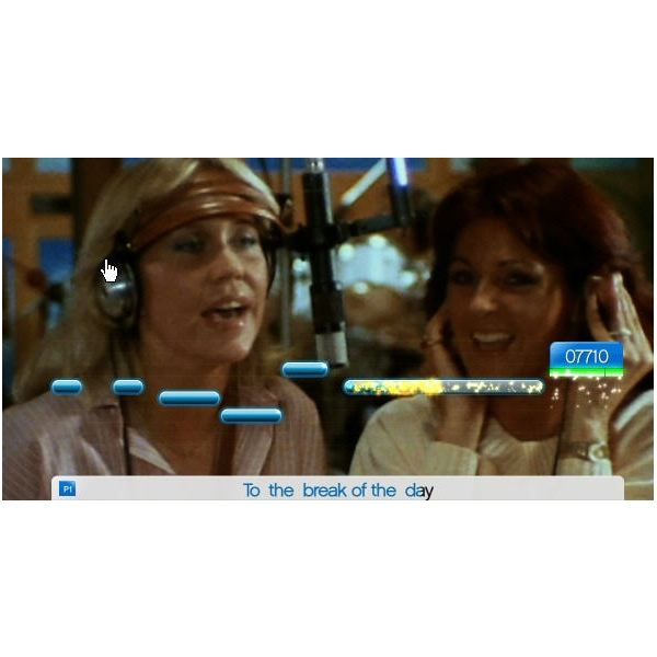 Play Abba Karaoke on the PlayStation 3 Console with Abba SingStar