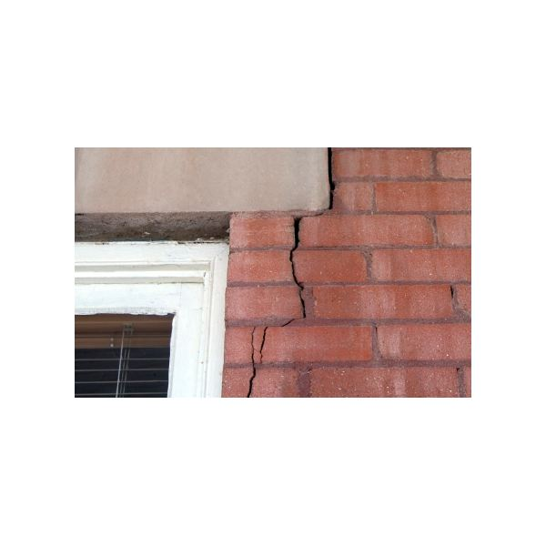 structural damage from unstable soil
