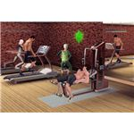 The Sims 3 athletic skill