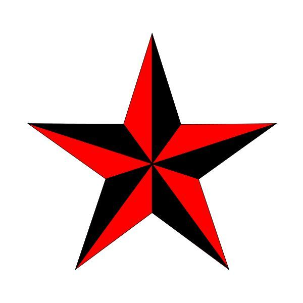 The Nautical Star: Representation and Meaning of This Popular Tattoo Design