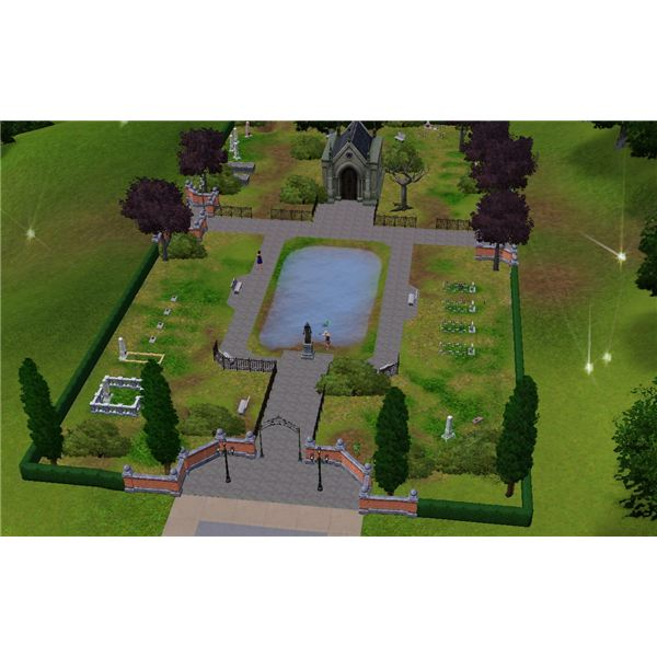 Sims 3 Death Flower Seed