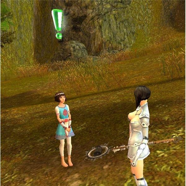 Guild Wars Pre-Searing Gwen