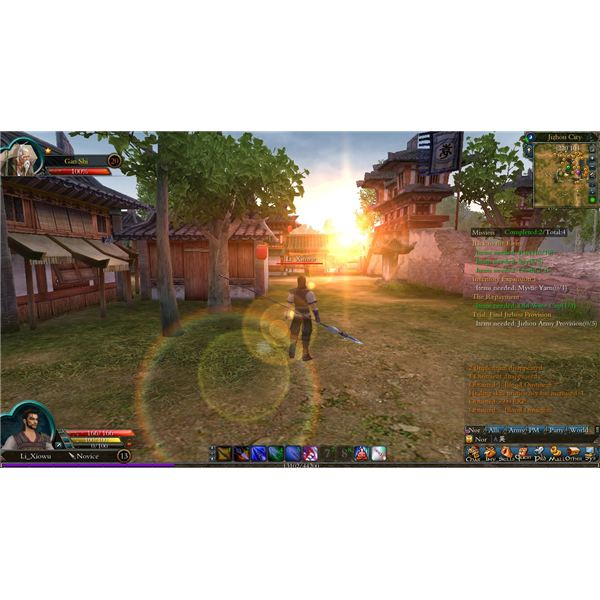 Red Cliff MMORPG Level 1 - 20 Review