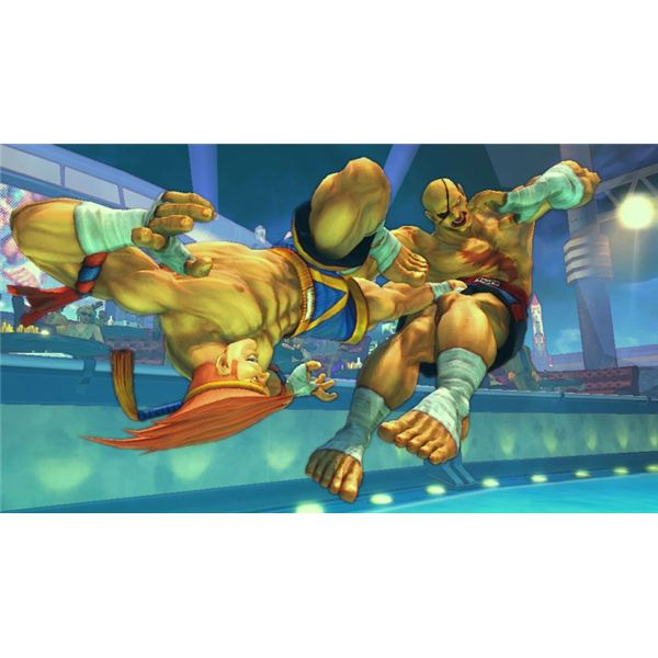 Street Fighter 4 Adon Overview