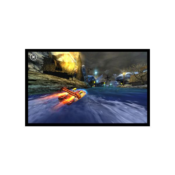 Hydro Thunder GO for Windows Phone 7 - not the cheapest game for the platform.
