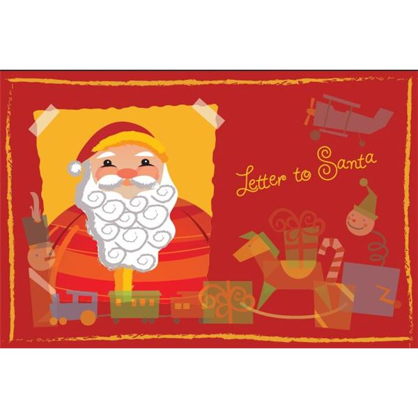 Guide to finding a free christmas letter template another santa letter template is available at family fun which is a site brought to you by the wonderful world of disney you can print this template on spiritdancerdesigns Image collections