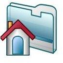 120px-Folder home-2.2.svg