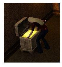 Sims 3 Treasure Hunter