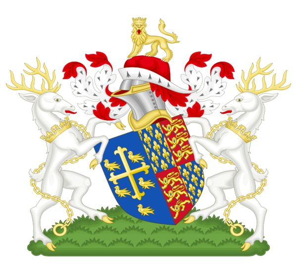 641px-Coat of Arms of Richard II of England (1377-1399).svg