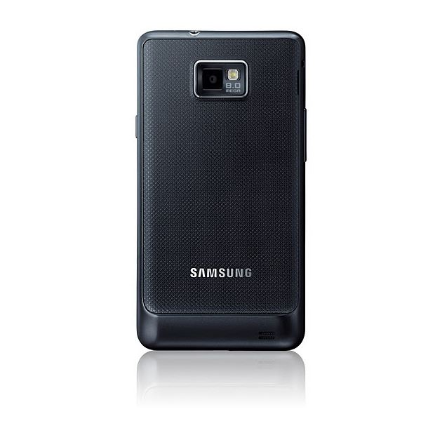 Samsung Galaxy S 2 - 8 Megapixel Camera