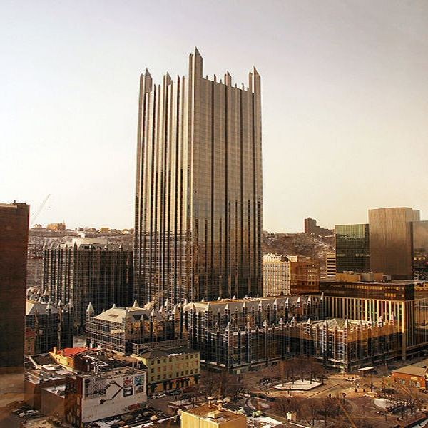 PPG Place Pittsburgh
