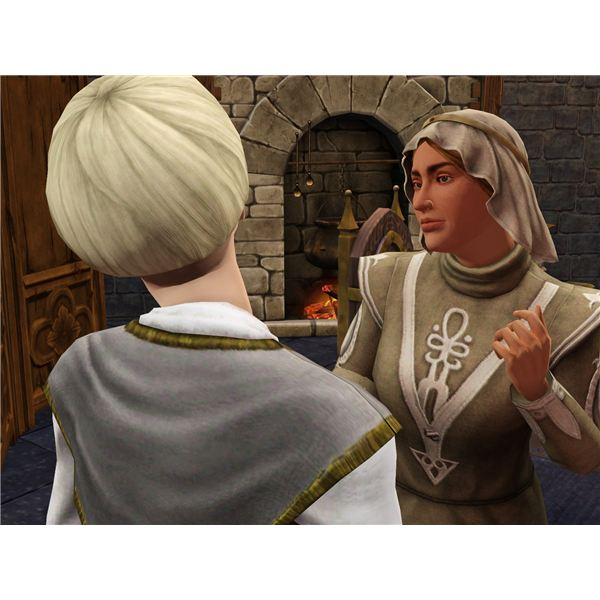 Sims Medieval Sacred Scrutiny Walkthrough