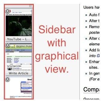 Three Safari Plugins: SafariStand, Videobox, and GreaseKit