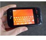 Puma Phone QWERTY keyboard