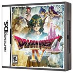 Dragon Quest IV Box Art