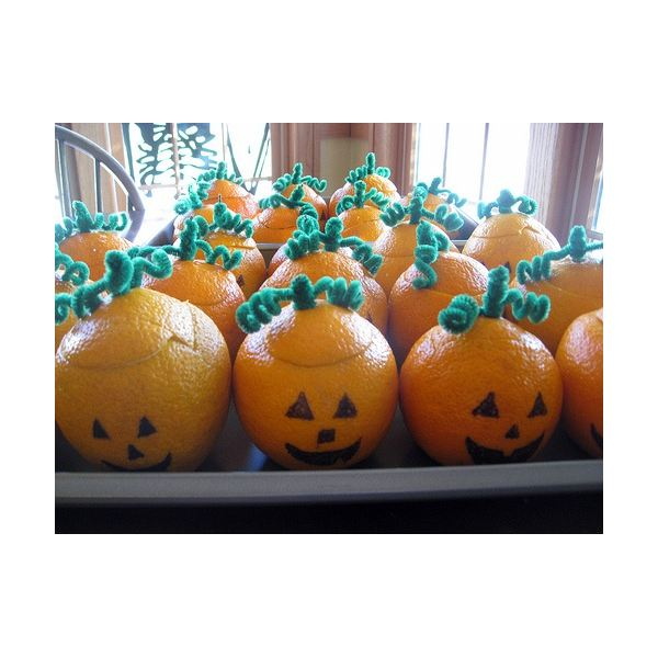 Orange Pumpkin Fruit Cups 2987712098 6dbef401e8