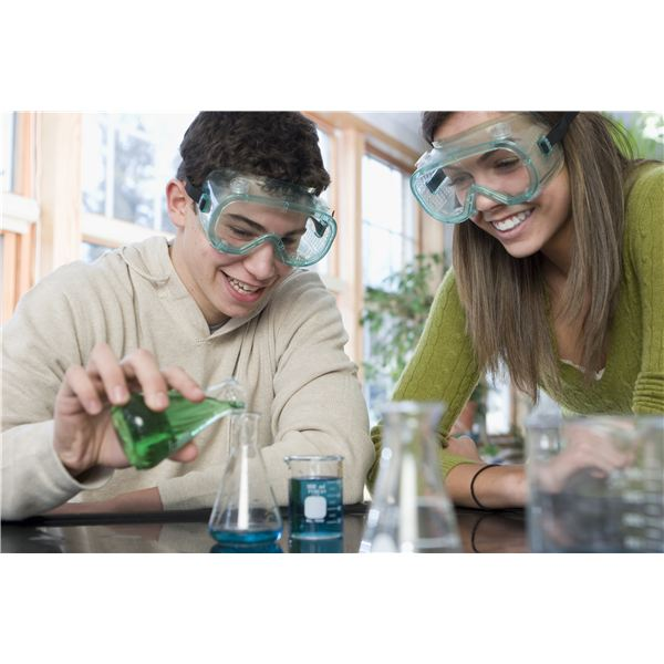 Ideas for Middle School & High School Science Projects