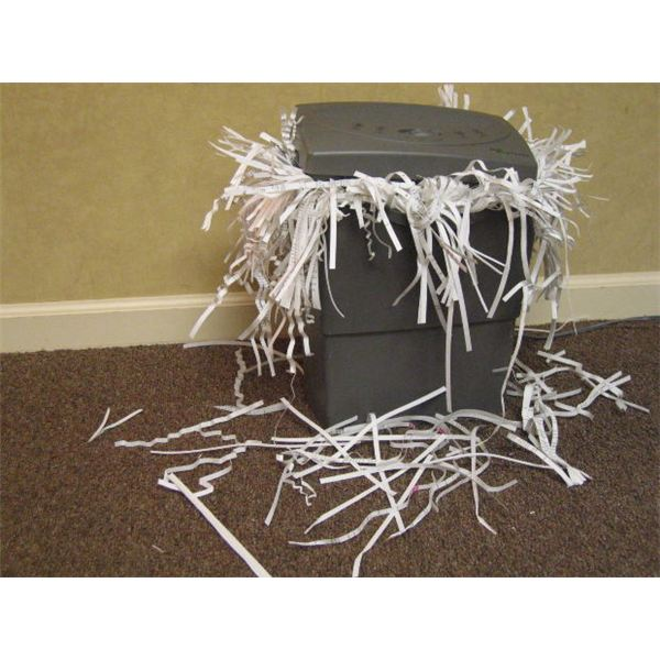 Your Resume Could Land in the Shredder