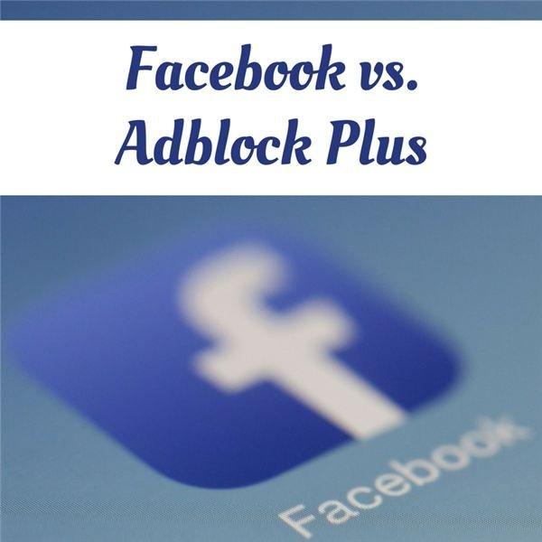 Facebook vs. Adblock Plus
