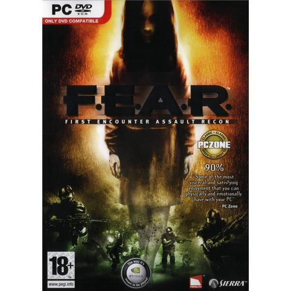 F.E.A.R review, First Encounter Assault Recon