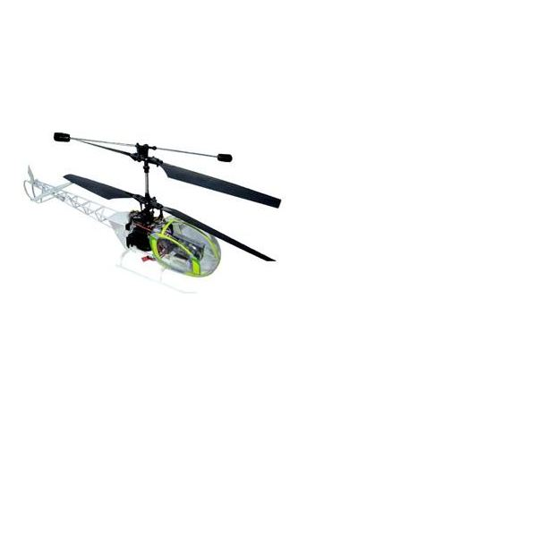 easy to fly helicopter