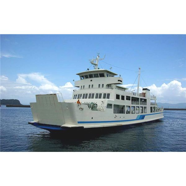 Ferry Boat Design - Types of ships: What is a Ferry boat?