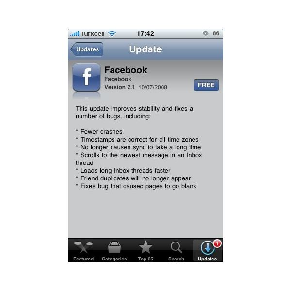 Tips and Tricks for the iPhone Facebook App
