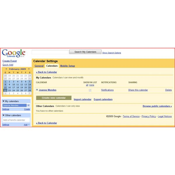 How to Set-Up a Collaborative Calendar Using Google Apps