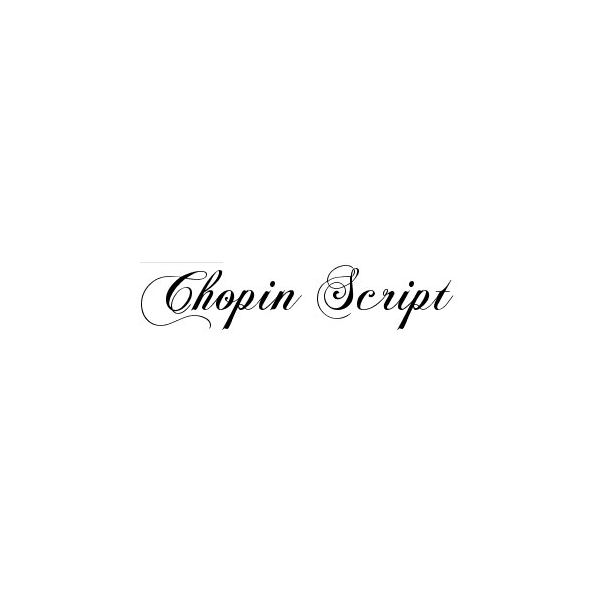 Free wedding fonts elegant fonts for wedding invitations chopin script filmwisefo