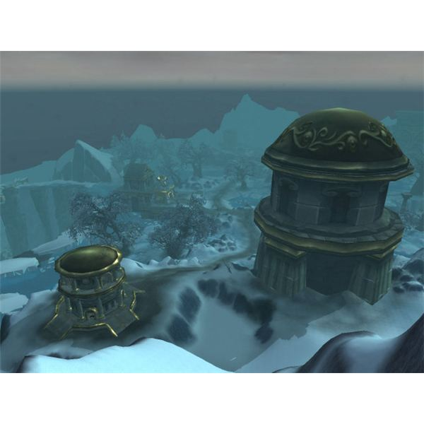 Wintergrasp Guide - All You Need About Wintergrasp Vehciles - World of Warcraft (WoW)
