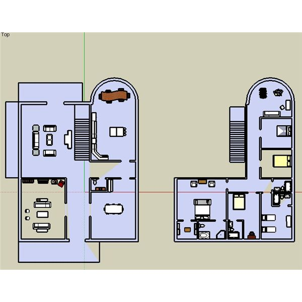 Creating Your Google Sketchup Floor Plans