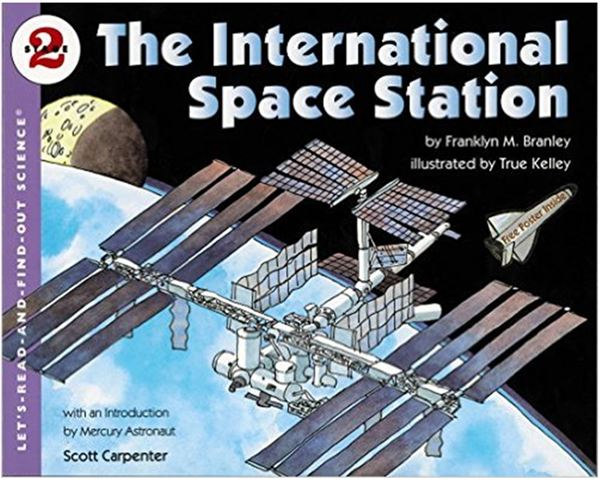Astronomy for 1st or 2nd Grade: International Space Station Lesson Plan