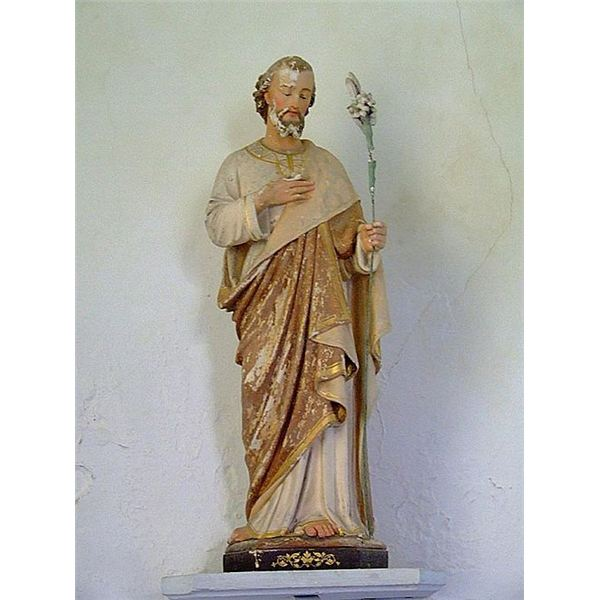 Why are people burying St Joseph statues? Read on to find out.