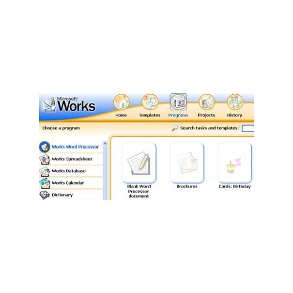 Microsoft Works Word Processor Document Recovery Explained