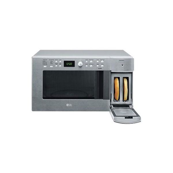 Toaster oven microwave combination a useful kitchen for Small built in microwave oven
