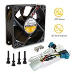 The Best of a Rare Breed Top 3-5 70 Mm Cpu Fans