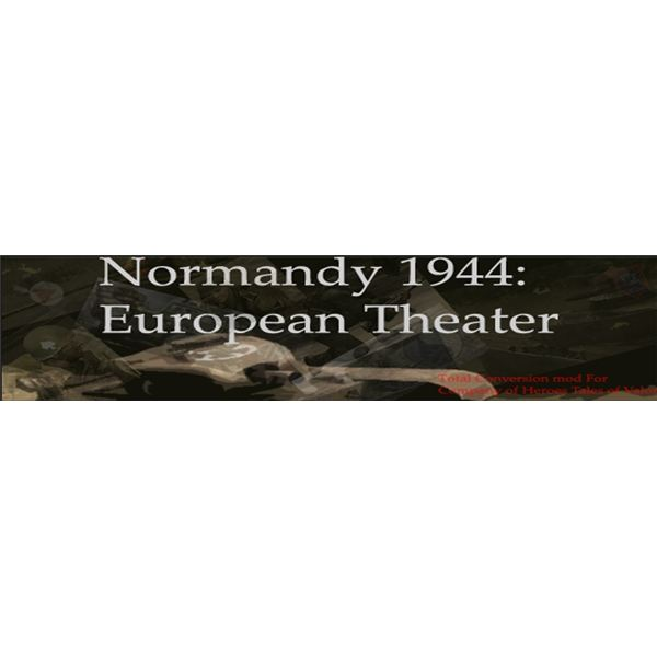 Normandy 1944: European Theatre