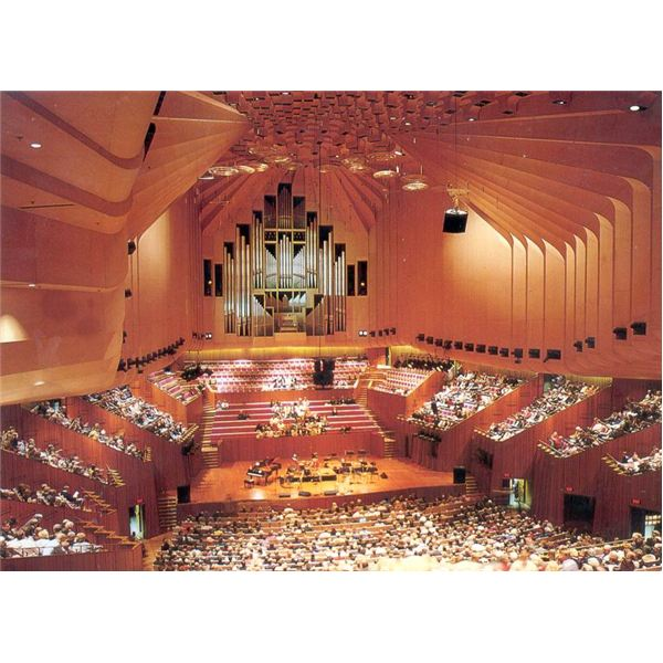 The Concert Hall