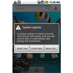 android froyo ota update