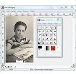 Free Old Photo Retouching Software: PaintStar